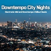 Downtempo City Nights (Electronic Mid and Downtempo Chillout Beats) by Sensual Flow, Dimentia, Soleil Armada, Iggy Shatter, Lush Love, Sofa Groovers, Souladelix, Minor and Major, Massive Gold, Paperback, Hibernation Pods, Nine Muses, Dark Matter in Aspic, Germon Jobost