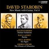 New Music with Guitar, Vol. 8 de David Starobin