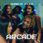 Arcade van Ronnie Flex