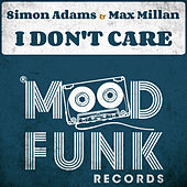 I Don't Care de Simon Adams