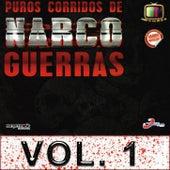 Puros Corridos De Narco Guerras, Vol. 1 by Vários Artistas