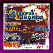 Los 4 Ases De La Banda, Vol. 1 von Vários Artistas
