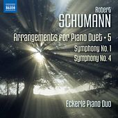 R. Schumann: Arrangements for Piano Duet, Vol. 5 by Eckerle Piano Duo
