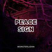 Peace Sign von MONSTERsJOHN