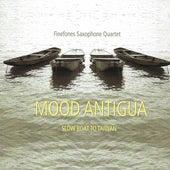 Mood Antigua: Slow Boat to Taiwan de Finefones Saxophone Quartet