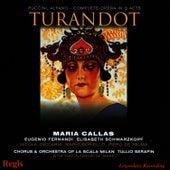 Puccini: Turandot (Complete) de Maria Callas