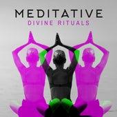 Meditative Divine Rituals - Pure Mind, Deep Harmony, Inner Silence, 15 Relaxing Sounds for Meditation,Calm Down, Zen, Nature Sounds de Meditation Zen Master