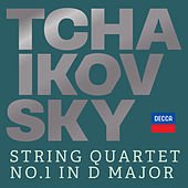 Tchaikovsky: String Quartet No. 1 in D Major, Op. 11 de Gabrieli String Quartet
