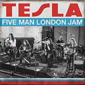 Five Man London Jam (Live At Abbey Road Studios, 6/12/19) van Tesla