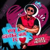 Voy a Gritar Que Te Amo by Henry Mendez
