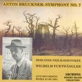Anton Bruckner: Symphony No. 7 (Live Recording Roma 01.05.1951) by Wilhelm Furtwängler