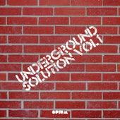 Underground Solution, Vol. 1 van Various Artists