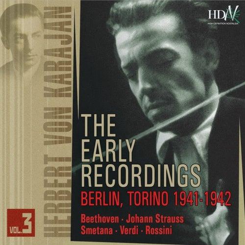 Herbert von Karajan : Early Recordings, Vol. 3 (1941-1942) by Various Artists