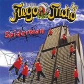 Spiderman de Musicalísimo Fuego Indio