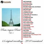 Paris, toujours Paris!, Vol. 1 by Various Artists