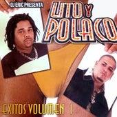 Dj Eric Presenta Lito y Polaco Éxitos Volumen 1 de Lito Y Polaco