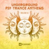 Underground Psy-Trance Anthems, Vol. 11 de Various Artists