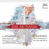 Młynarski: Violin Concertos Nos. 1 & 2 de Piotr Plawner