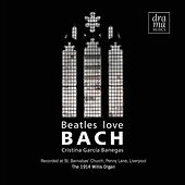 Beatles Love Bach by Cristina García Banegas