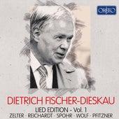 Dietrich Fischer-Dieskau: Lied-Edition, Vol. 1 von Various Artists