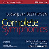 Beethoven: Complete Symphonies (Live) by Sir Roger Norrington