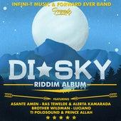 Di Sky Riddim von Infini-T music