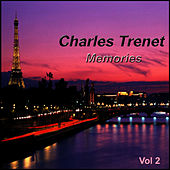 Memories Vol 2 by Charles Trenet