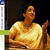 South India: Aruna Sairam (Padam, le chant de Tanjore) by Aruna Sairam