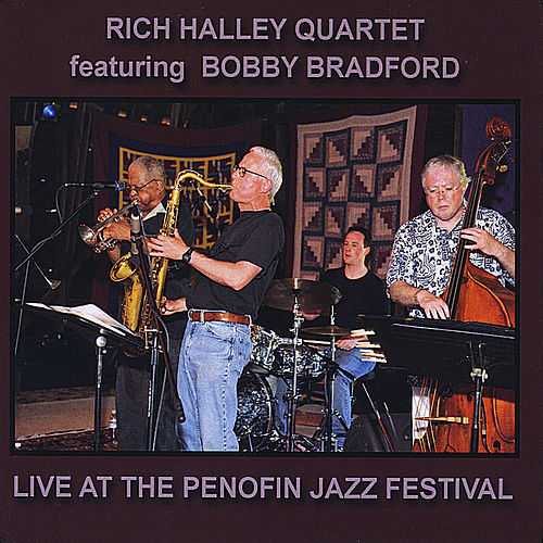 Live at the Penofin Jazz Festival by Rich Halley