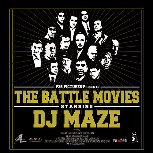 The Battle Movies by DJ Maze