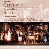 Gershwin: Porgy & Bess; Bizet-Hammerstein: Carmen Jones von Kenneth Alwyn
