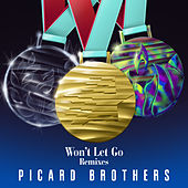 Won't Let Go (Remixes) by Picard Brothers