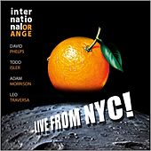 Live from NYC de International Orange