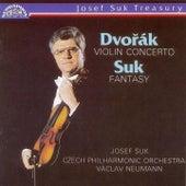 Dvořák: Violin Concerto - Suk: Fantasy by Josef Suk