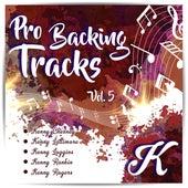 Pro Backing Tracks K, Vol.5 by Pop Music Workshop