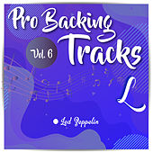 Pro Backing Tracks L, Vol.6 by Pop Music Workshop