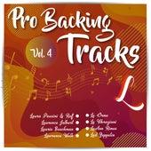 Pro Backing Tracks L, Vol.4 by Pop Music Workshop