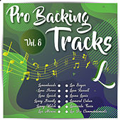 Pro Backing Tracks L, Vol.8 by Pop Music Workshop