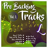 Pro Backing Tracks L, Vol.2 by Pop Music Workshop