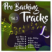 Pro Backing Tracks L, Vol.3 by Pop Music Workshop