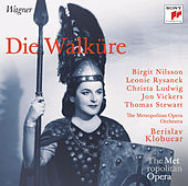 Wagner: Die Walküre (Metropolitan Opera) by Various Artists