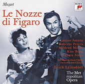 Mozart: Le Nozze di Figaro (Metropolitan Opera) by Various Artists