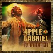 Teach Them Right by Apple Gabriel
