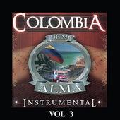 Colombia de Mi Alma - Instrumental, Vol. 3 de Various Artists