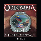 Colombia de Mi Alma - Instrumental, Vol. 1 de Various Artists