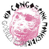 Gorilla Rose by The Pink Monkey Birds Kid Congo