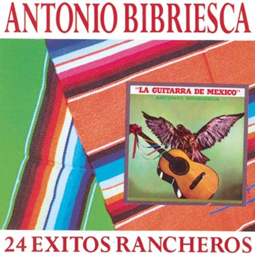 24 Exitos Rancheros by Antonio Bribiesca