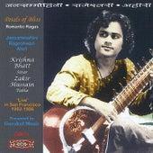 Petals of Bliss Romantic Ragas by Krishna Bhatt