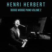 Boogie Woogie Piano, Vol. 2 by Henri Herbert