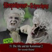 Folge 51: Die Alte und der Kommissar 2 - Der rasende Roland von Hörspielkammer des Schreckens